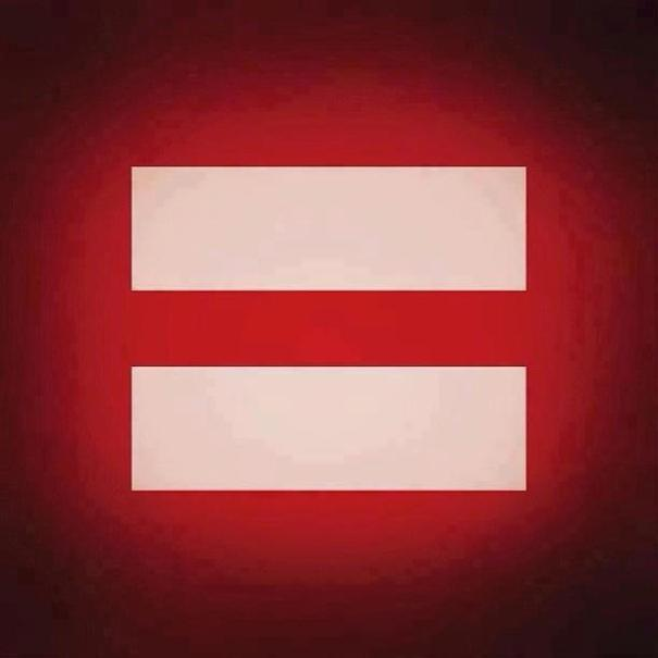 Equality Red